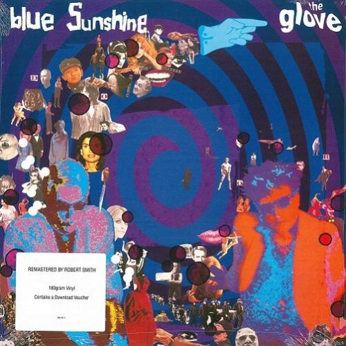 THE GLOVE Blue Sunshine Vinyl Record LP Polydor 2016